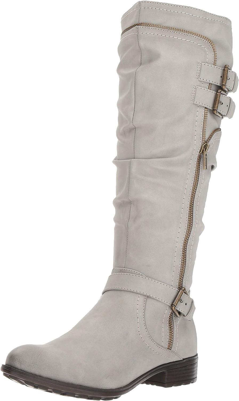 4becfb798db7d White Mountain Womens Ranger Knee High Boot noefmw4637-New Shoes ...