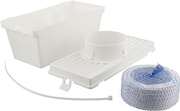 HQ W3-30025N Universeller Kondenswasserbehälter für Ablufttrockner