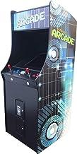 ماشین های خلاق کامپوزیت کابینت با اندازه کامل تجاری درجه | 60 بازی کلاسیک | 2 Sanwa Joysticks | 2 مدفوع | ضمانت 3 ساله