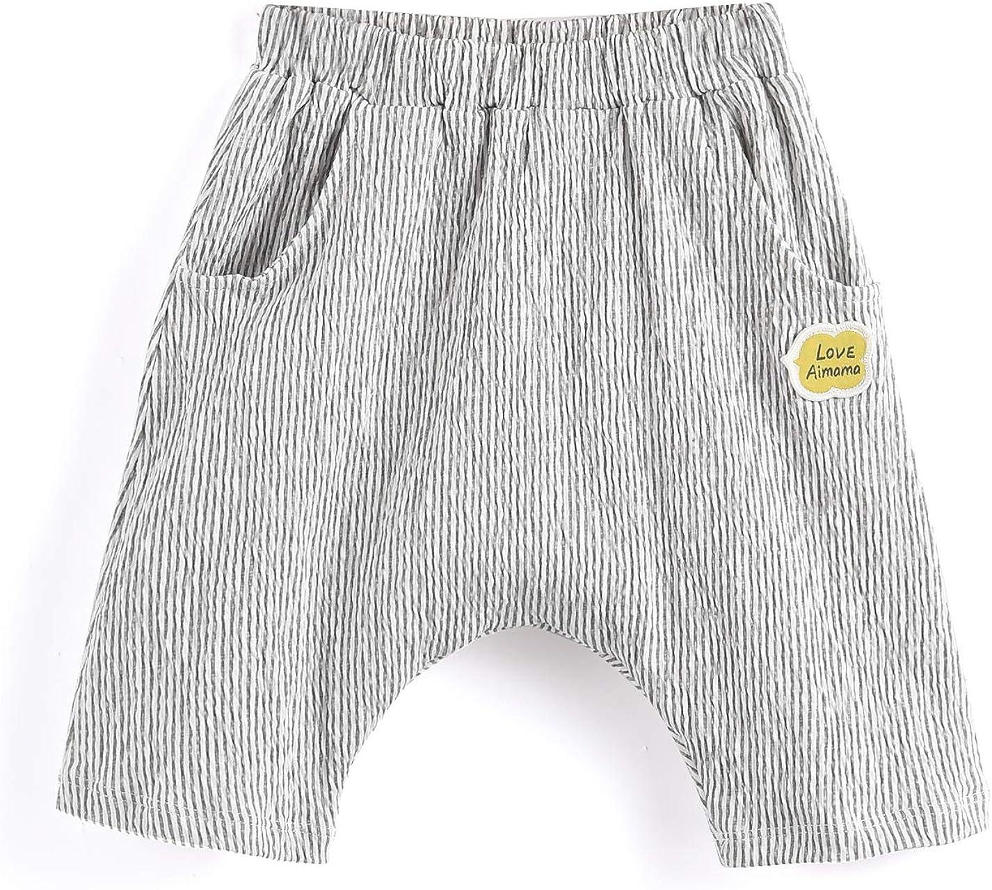 Aimama Boy Basic Harem Shorts