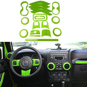 TIXO Jeep Insert Center Console Organizer Fit For Jeep Wrangler JL 2018-2020