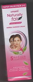 Emami Naturally Fair Herbal Fairness Cream 25ml