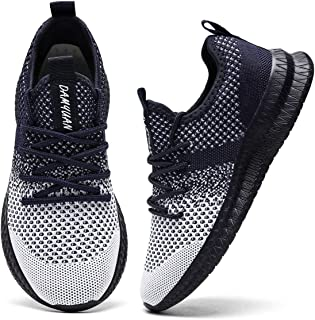 Mens Running Shoes Tennis Fashion Sneakers Athletic...