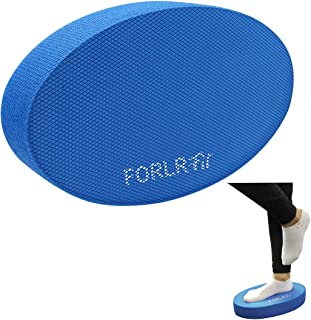 FORLRFIT Balance Pad,Stability Trainer Pad,Exercise Pad & Non-Slip Foam Balance Cushion for Physical Therapy, Yoga,Pilates,Dancing Balance Training