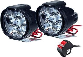 FLAMEER Super Heldere LED Spotlight Koplamp Werklamp Rijden Fog Spot Lamp Universeel voor Alle Motorfiets ATV Truck met 1p...
