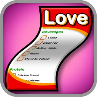 Love Grocery List