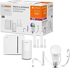LedVANCE & Bosch Exclusive Pack alarminstallatie met aangesloten verlichting, bestuurbaar met de app Bosch, versie voor Fr...