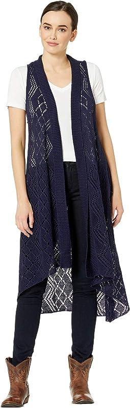 Maxi Sweater Vest