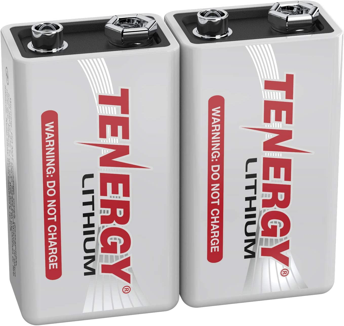 Max 61% OFF Tenergy 9V 40% OFF Cheap Sale Lithium Batteries 1200mah Non-Rechargeable