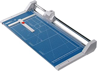 """Dahle 552 Professional Rolling Trimmer, Up to 20 Sheet Capacity, 20"""" Cut Length"""