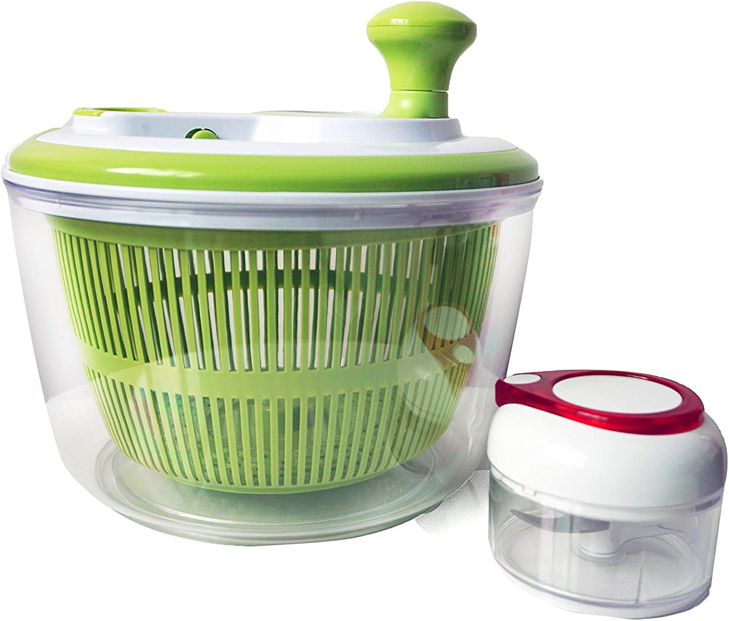 RTMAXCO Max 44% OFF Salad Spinner 5L Vegetable Dryer Washer NEW before selling ☆ Fruits