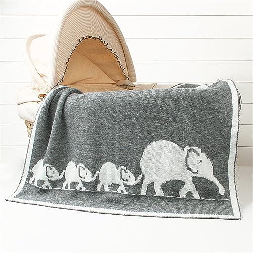 Crochet Elephant Rug: Amazon com