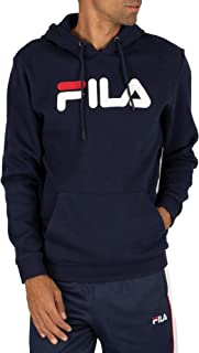 Fila Men's Axel Pullover Hoodie, Blue