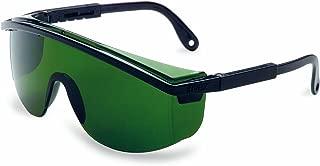 Uvex S1111 Astrospec 3000 Safety Eyewear, Black Frame, Shade 3.0 Infra-Dura Ultra-Dura Hardcoat Lens