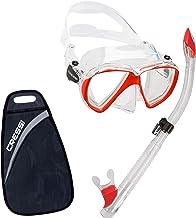 Kit de Mergulho Máscara+respirador Cressi Ranger & Tao