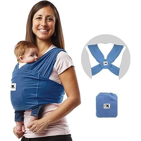 Heather Gray Baby KTan Baby Wrap X-Large