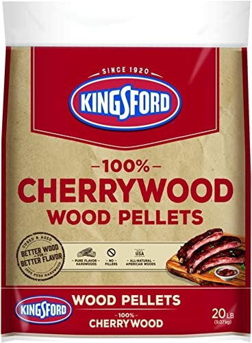 Kingsford Cherrywood Wood Pellets, 20 pounds