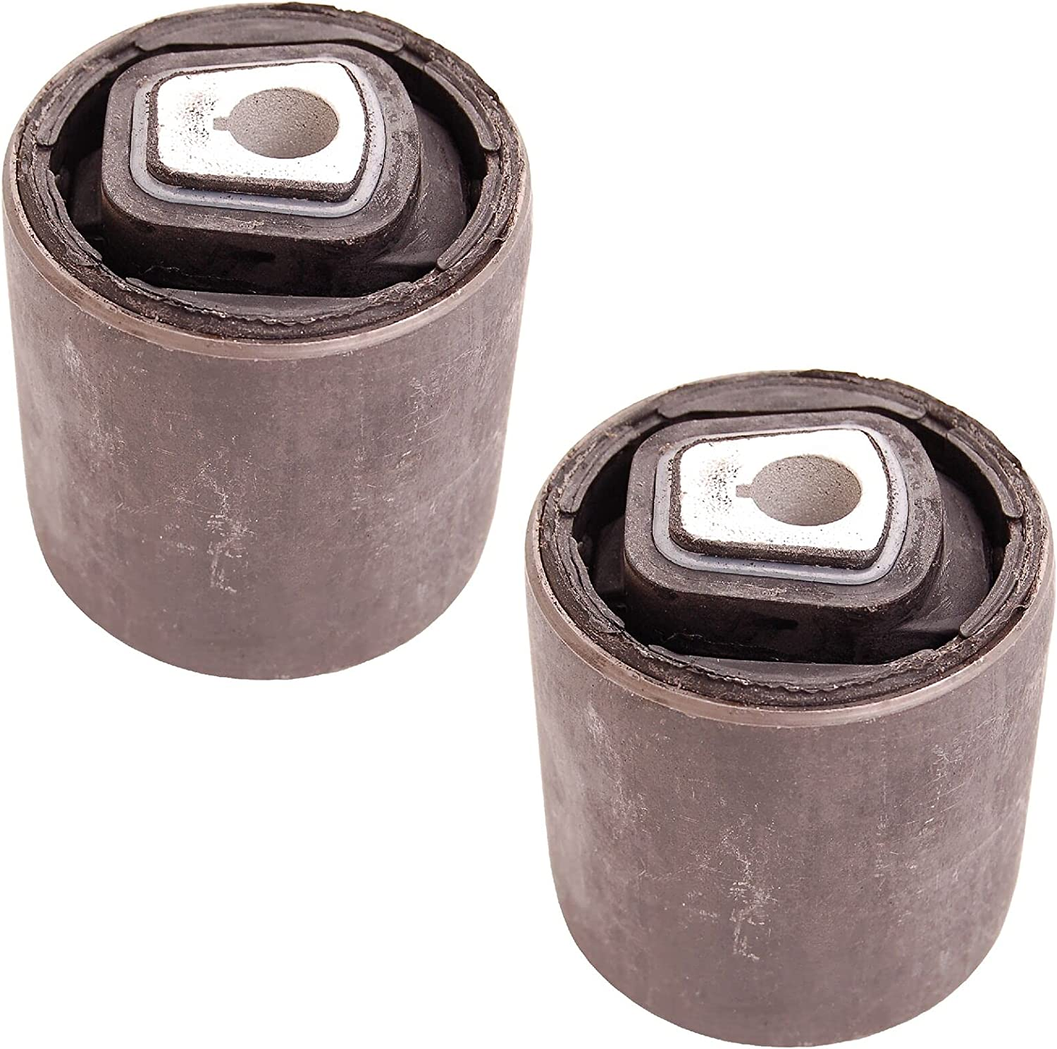 Set of 2 Front Virginia Beach Mall Limited time sale Lower Forward wit Arm Control Compatible Bushings