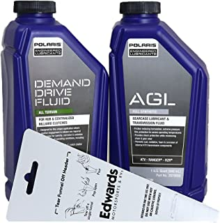Agl Gearcase Lubricant And Transmission Fluid