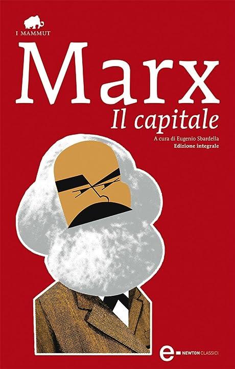Karl marx - il capitale. ediz. integrale (italiano) copertina rigida 978-8854180499