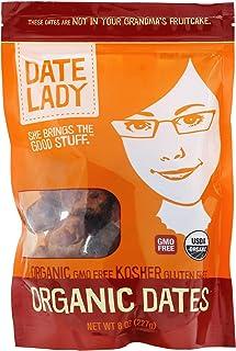 Date Lady Organic Dates 8 oz 227 g