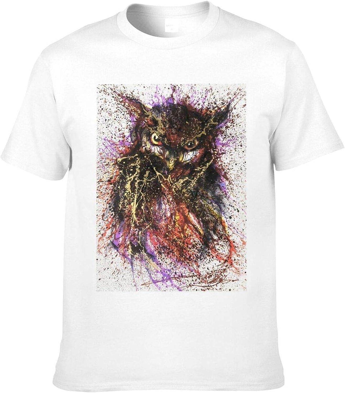 Owl T-Shir