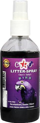 Cero Antibacterial Bird Litter Spray (200Ml)