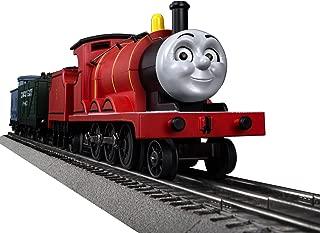Lionel Trains - Thomas & Friends James LionChief Set with Bluetooth, O Gauge