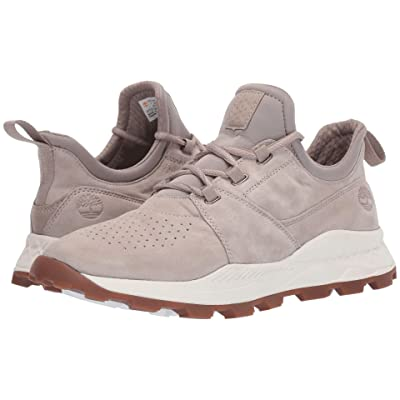 Timberland Brooklyn Oxford (Light Taupe Suede) Men