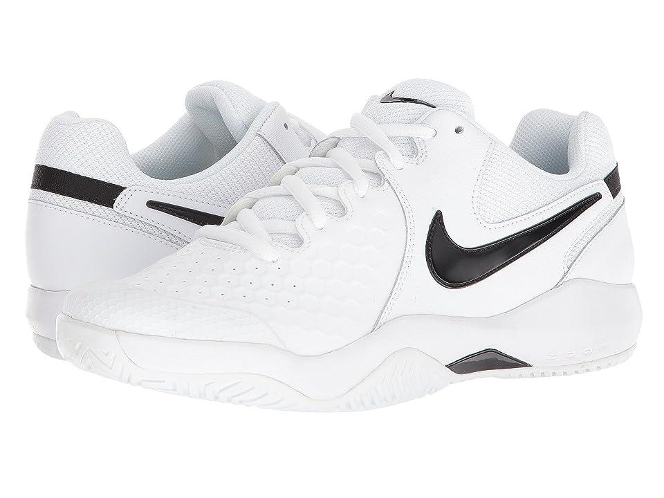 Nike Air Zoom Resistance (White/Black) Men