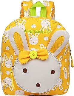 EGOGO Rabbit Animals Kids Backpack Baby Girls School Bag Toddler Daypack E525-1