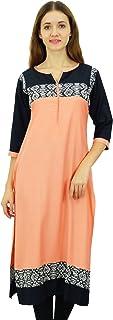 Phagun Ethnic Kurti Indian Designer Bollywood Kurta Women Casual Tunic Dress