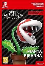 Smash Bro Ultimate Piranha Plant Fighter [Switch - Download Code]