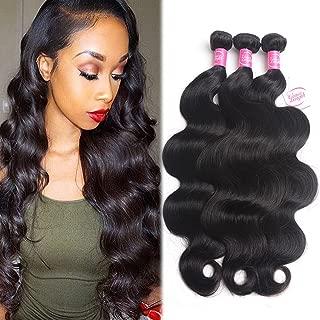 9A Brazilian Human Hair Bundles 16