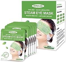16 Packs Steam Eye Masks for Dry Eyes, SPA Warm Eye Mask, Relief Eye Fatigue Hot Sleep Eye Mask for Puffy Eyes Mask, Dispo...