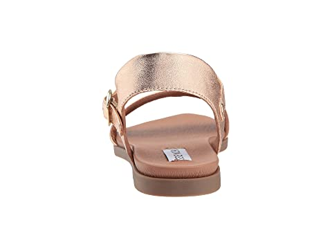Steve Madden Dina Sandal Rose Gold Discount Hot Sale Free Shipping Footlocker Buy Cheap Limited Edition ULYzE