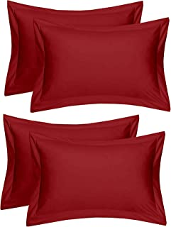 Harley Red Cushion Cover 35 x 50