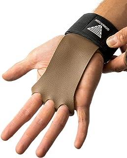 GORNATION® 2-in-1 Pull-Up Grips en polsverband voor ideale hand- en gewrichtsbescherming - Handgrepen, handschoenen voor c...