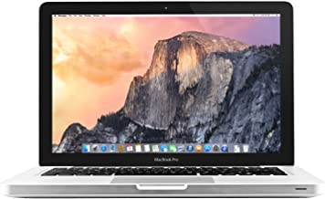 Apple MacBook Pro MD101LL/A 13.3-Inch Laptop (2.5GHz Intel Core i5 Dual-Core, 4GB RAM, 500GB HDD, Wi-Fi, Bluetooth 4.0) (R...