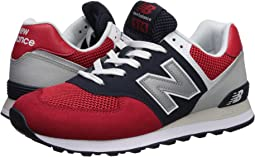 deee6fd3e55 Shoes · New Balance Classics · On Sale. Team Red Pigment