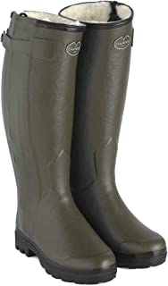 LE CHAMEAU 1927 Women's Chasseur Wool Lined Boot