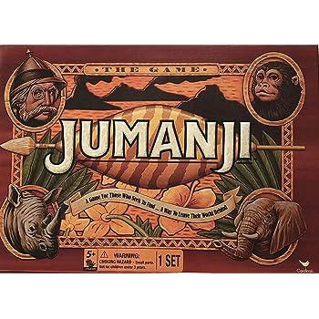Cardinal Games Jumanji The Game: Amazon.es: Juguetes y juegos