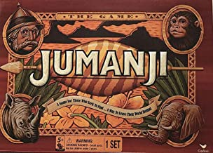 Cardinal Games Jumanji the Game Play Anywhere Edition (Travel Size)