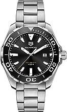 Tag Heuer Aquaracer 300M Quartz Black Dial Mens Watch WAY101A.BA0746