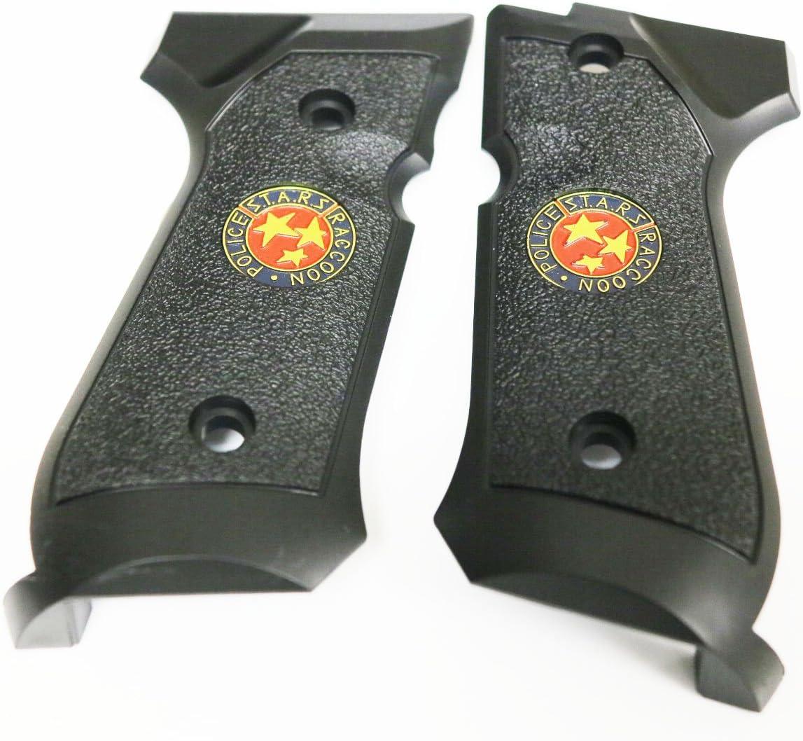 WE M9 STARS - Funda de agarre para WE M9 / M92 / M92F Airsoft GBB, color negro