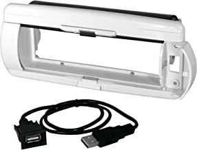 Ai MCK2000W Marine Cover with Retractable Door White
