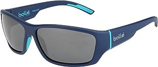Bollé Unisex's Ibex Sunglasses, Blue, Large