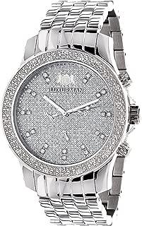 Mens Diamond Watch 0.25 ct