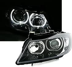 YOUNG4 2 st/ücke 20 Watt Angel Eyes Halo Ring Marker Gl/ühbirne Ersatz LED Fernlicht Scheinwerfer LED Fernlicht Scheinwerfer f/ür BMWBMW E90 E91 05-08