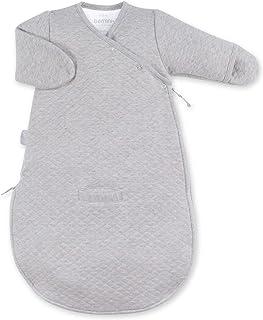 Color Gris Saco de Dormir con Mangas BEMINI Magic Bag 0-3 Meses, 60 cm